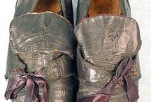 Historiska skor