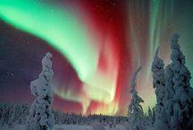 Aurora Borealis and Norway things