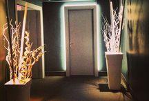 Disano verlichting / Design verlichting van Disano Illuminatione. In Nederland gedistribueerd door Attiva Lichtprojecten, Den Haag.