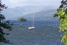 UK Trails - Lake District / Fave destinations in the UK (far more places yet to come) / Oblíbené destinace ve Velké Británii (další místa budou následovat).