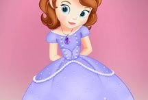 Sofia the first / by Missy Jacquet