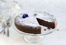 ramskalainen suklaakakku