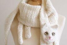 Crochet/tricot/Rendas