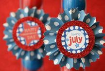 Fourth of July / Party Plans / by Amanda Lee