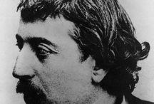 ゴーギャン (Eugène Henri Paul Gauguin) / 1848-1903
