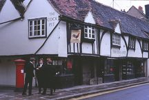 Eton High Street, Days gone by / Some old photos of Eton High Street before my time.
