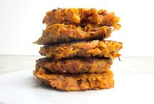 Healthy: sweet potatoes & other carbs