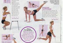 fitness / by Cheryl Probst