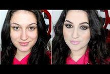 Maquiagem e coisas de mulher