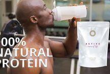 ACTIV - přírodní protein / Nabušenej protein plnej peruánských superpotravin je konečně v prodeji. Dejte si pořádně do těla!