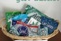 Gift Baskets and Ideas / by Wendy George