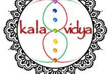 Kala Vidya (Arte y Ciencia de India) / Decoración activante de la energía vital