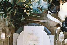 Servicio mesa individual