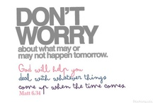 Encouragement/Good Reminders/Quotes / by Amanda Crawford Cagle