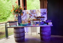 Food for Thought - Buffet Designs by Southern Event Planners / Food Displays and Buffet Designs by Southern Event Planners, Memphis, TN