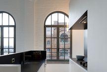 Minimalistic kitchens