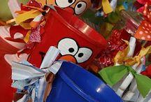 Elmo Sesame Street Party Ideas