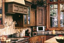 KITCHEN REDECORATING / by Pam Day