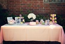 Baby Birthday Ideas / by Sara Kobzanets