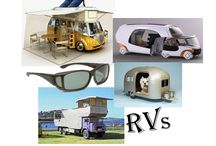 Stylish RV Vacationing / Rvs are the best way to spend a vacation with friends or family. It is affordable, creates togetherness and fun memories. We've paired great fits over sunglasses with our pick of coolest RVs.