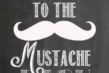 Mustache Bash / by Bevin Graham
