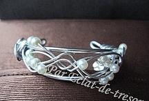 Bracelets / Des bracelets en tout genre, pour tous les goûts :)