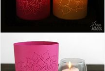 Paper Lanterns and Lamps