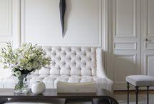 Interior bright luxury