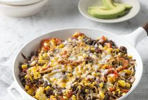 One Skillet Dishes