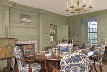 Green Is the Prettiest Color There Is / Take a look to see how Winterthur founder, H.F. du Pont, incorporated his favorite color into his home.