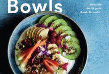 V.V Books: Breakfast Bowls / Breakfast Bowls. Stylist: www.vickivalsamis.com Photography: www.chrismiddleton.com