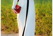 Outfit - Muslimah, Hijaber