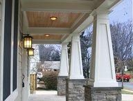 Front Porch reno