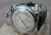Custom Vintage Watch Project / Longines 1953 pocket watch re cased and restored.