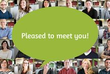 Meet the Team / Our team is standing by to help you!