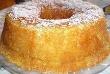 bolo de coco fácil!