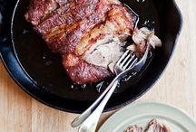 Recipe- pork