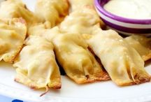 Food! (Appetizers) / by Kathi Richards Bailey