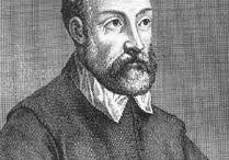 Andrea Palladio / Andrea Palladio, italiensk arkitekt, en av tidenes mest innflytelsesrike arkitekter. Han arbeidet som medlem av steinhuggernes laug inntil han i 28-årsalderen av humanisten Giangiorgio Trissino ble stimulert til å studere bl.a. arkitektur. Denne kalte ham Palladio, en allusjon til Pallas Athene, et navn han senere antok til erstatning for sitt familienavn. Han kom 1545 til Roma, hvor han ble fengslet av antikken. I 1549 vendte han hjem til Vicenza, hvor han vant konkurransen om ombygging av rådhuset, den såkalte Basilica (1549–1617). I de følgende 25 år gjennomførte han en lang rekke betydningsfulle oppgaver, hovedsakelig i hjembyen og i Venezia, hvor han bygde kirkene San Giorgio Maggiore (påbegynt 1566) og Il Redentore (påbegynt 1576/77).  Det «palladianske» kommer imidlertid sterkest til uttrykk i hans villaer, formet som enkle, kubiske blokker, preget av kompromissløs symmetri både i grunnplan og fasader, og med et fremskutt parti à la klassisk tempelfront satt inn på én eller flere sider. Både i det ytre og det indre følger proporsjoneringen strengt enkle tallforhold, som f.eks. 2 : 3 : 4. Mest karakteristisk er den dobbeltsymmetriske Villa Rotonda. I disse arbeider står Palladio i et fritt forhold til sin samtid.