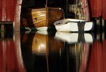 Canoes & Boats