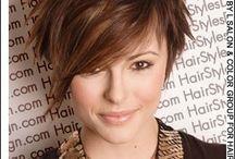 Haar & Make-up / Leuk kapsel