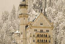 Slott og borger