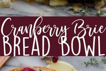 cranberry brie bread app