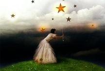catch a falling star.....