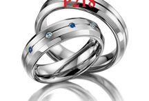 cincin palladium murah / Cincin kawin