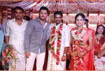 Amala Paul, Vijay Wedding Images