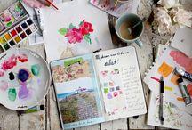 Watercolors *_*