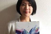内藤麻美子・色彩アーティスト