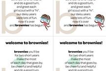 Brownie Welcome