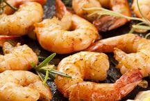 Sea food delights